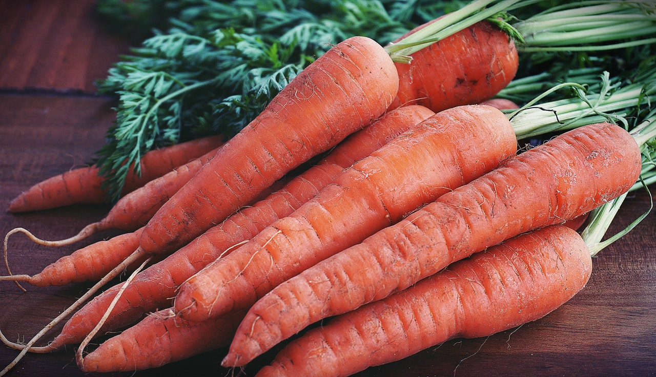 Canning Carrots