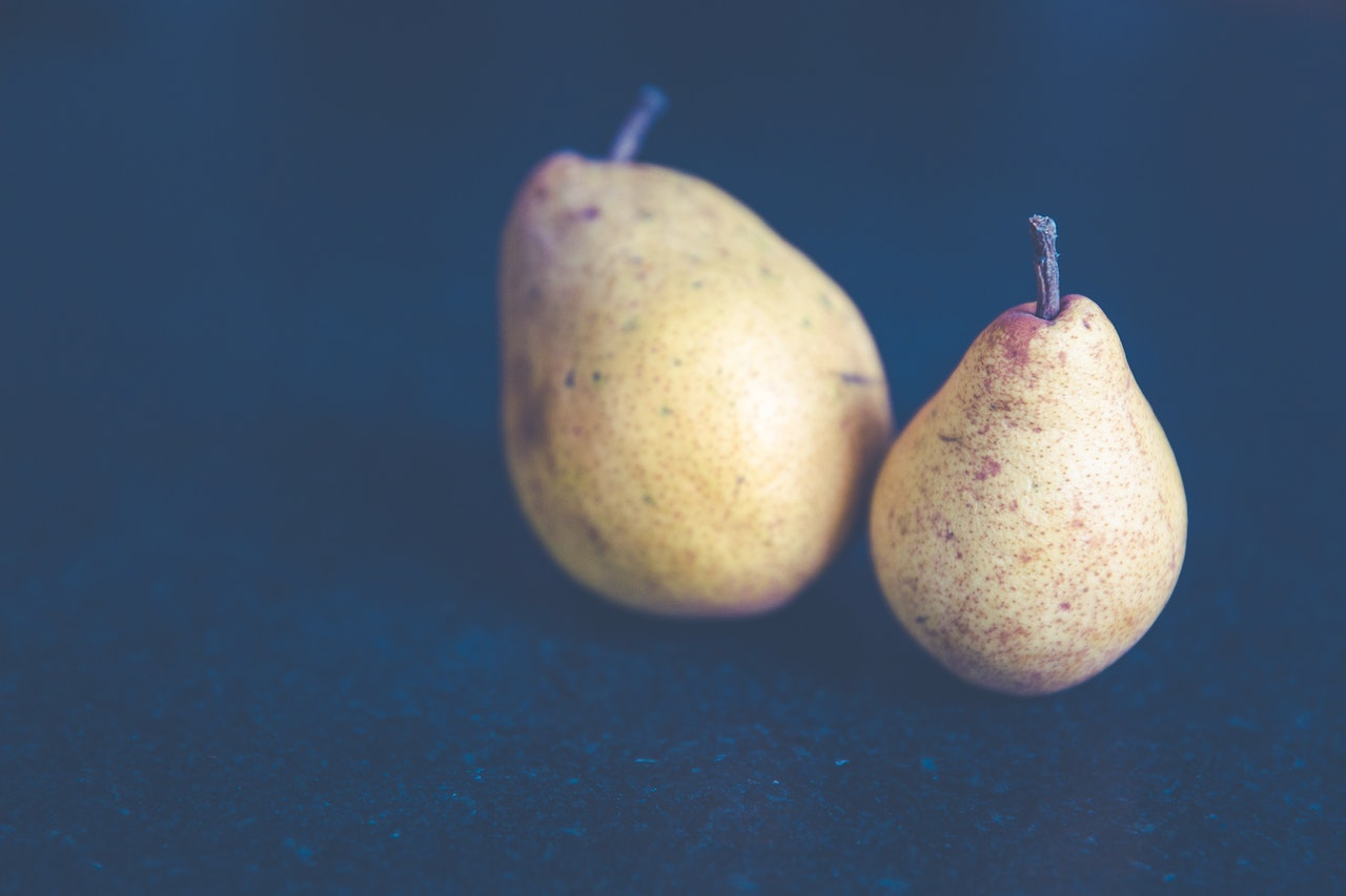Canning Pears